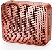 JBL Go 2 Portable Bluetooth Speaker, Sunkissed Cinnamon - JBLGo2Cinnamon