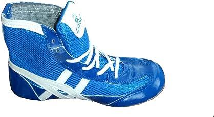 Livia Sports Blue Men's Boxing Shoes