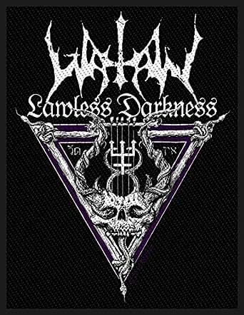 Aufnäher Patch - Watain Lawless Darkness
