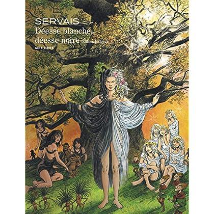 Déesse blanche, déesse noire - Intégrale - tome 0 - Intégrale déesse blanche, déesse noire