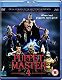 Puppet Master 4 (Dual-Format) [Blu-ray]