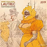 Henri Toulouse-Lautrec - Plakatkunst 2019: Kalender 2019 (FINE ARTS)
