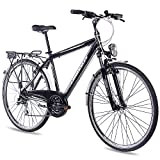"28"" Zoll LUXUS ALU CITY BIKE TREKKINGRAD HERRENFAHRRAD CHRISSON INTOURI"