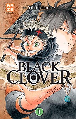 Black Clover T01 par Yuki Tabata