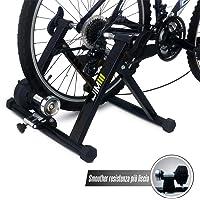 JIM Fitness - Rullo Magnetico per Allenamento Bicicletta Indoor