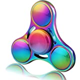 Fidget Spinner Hand Tri Finger Gyro Toy - Stress Relief & Anxiety ADD ADHD