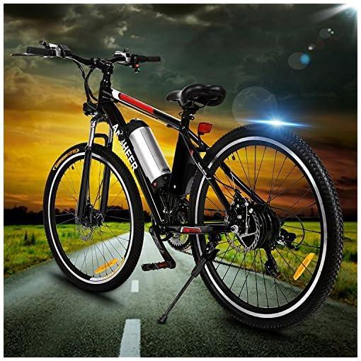 Mymotto Bicicletta Elettrico Montagna E Bike 250 W Ad Alta Velocità