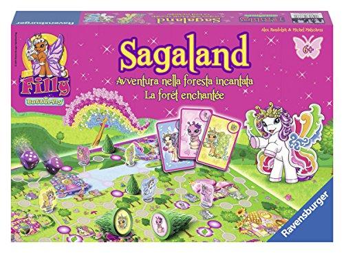 """filly sagaland Ravensburger 21086 - Kinderspiel """"Filly Butterfly  Sagaland"""""""