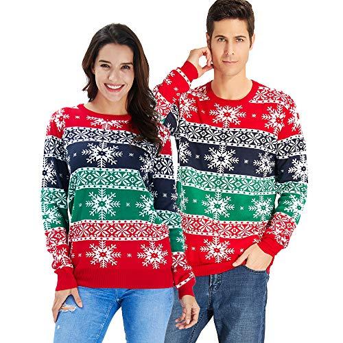 ▷ Jerseys y suéteres originales para parejas