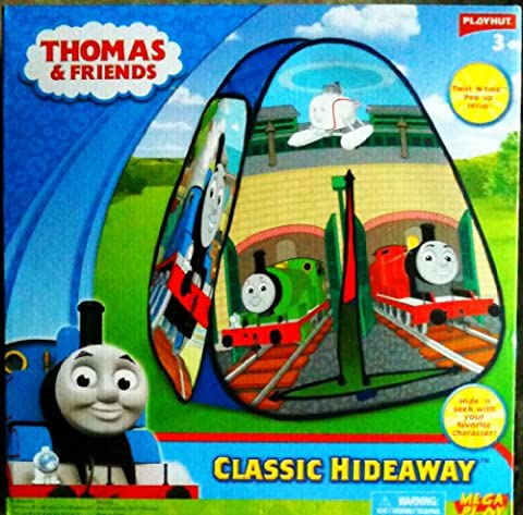 Thomas & Friends Classic Hideaway Play Structure by Playhut