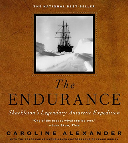 Alexander Knopf (The Endurance: Shackleton's Legendary Antarctic Expedition)