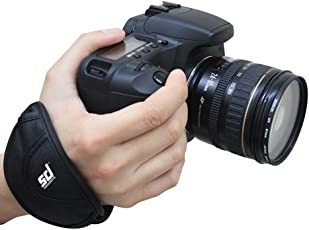 SMILEDRIVE DSLR HAND GRIP STRAP-ALWAYS KEEP A GOOD GRIP ON YOUR CAMERA