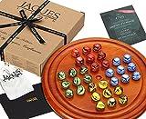 Solitär - Solitär Brettspiel Set - Jaques von London