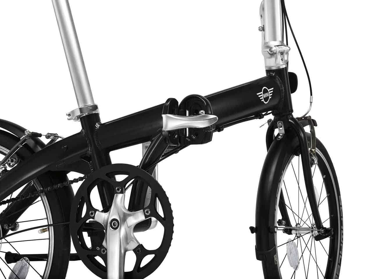 61eH15lmb0L - MINI Genuine 8 Speed 20 Inch Wheels Bicycle Cycle Folding Bike 80912413798