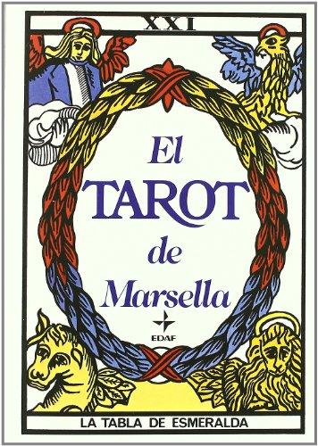 Tarot De Marsella, El -Libro por Marteau P