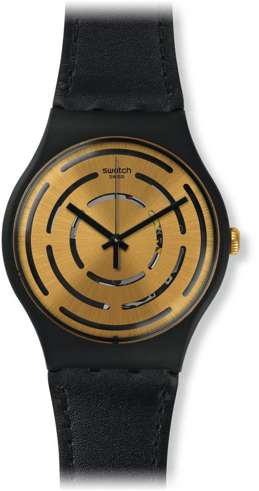 Watch Swatch New Gent SUOB126 SEEING CIRCLES
