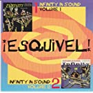 Infinity in Sound 1 & 2 by Esquivel (1997-09-16)