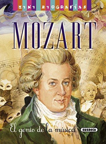 Mozart. El genio de la música (Mini biografias nº 7) por Mel Krieger