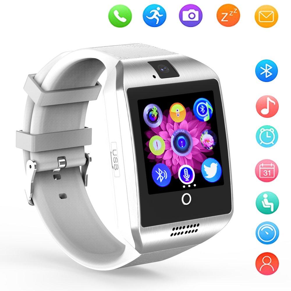 e7a56213e Comprar Smartwatch SHFY Q18 - Reloj Inteligente con Pantalla Táctil ...