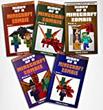 Diary of a Minecraft Zombie Complete Series Books 1 - 5 (An Unofficial Minecraft Book)