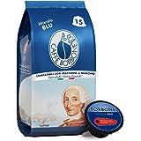 Caffè Borbone Miscela Blu Capsule Compatibili Nescafè Dolce Gusto, Pacco da 6 x 15 Capsule