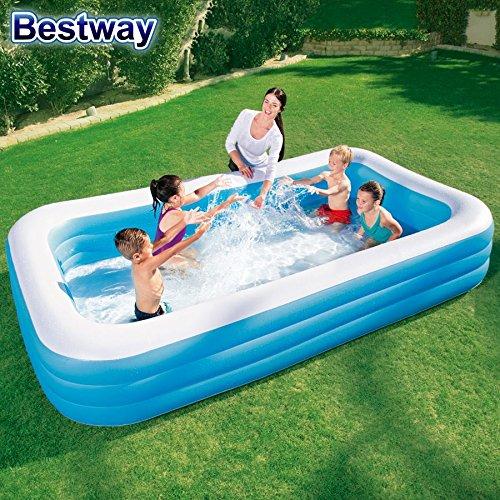 Bestway-Swimmingpool-Schwimmbecken-Kinder-Pool-Garten-Familienpool-Planschbecken