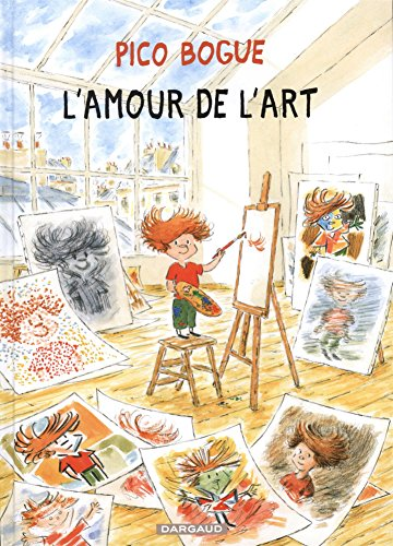 Pico Bogue (10) : L'amour de l'art