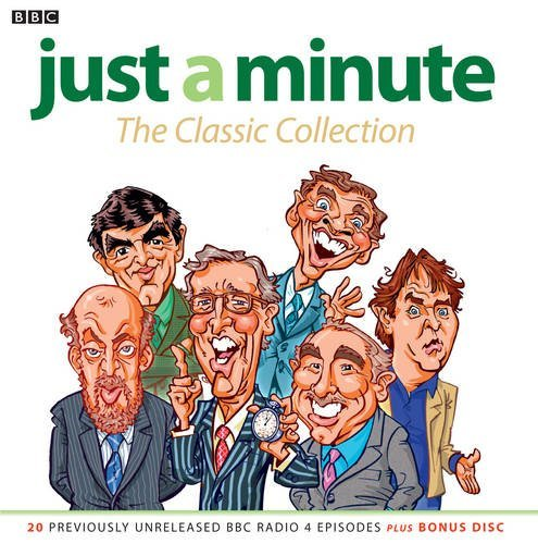 Just A Minute: The Classic Collection: 22 Original BBC Radio 4 Episodes by BBC (2011-10-06)