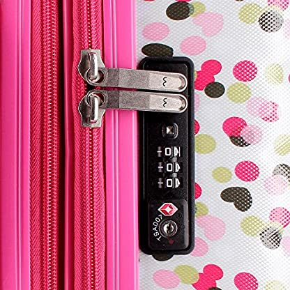 Movom Confeti 3169162 Equipaje de Mano, 55 cm, 36 Litros, Multicolor