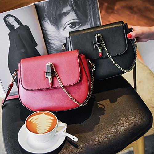 brieftasche mode Mini pailletten Sterne Muscheln tasche handtasche handtasche Rot