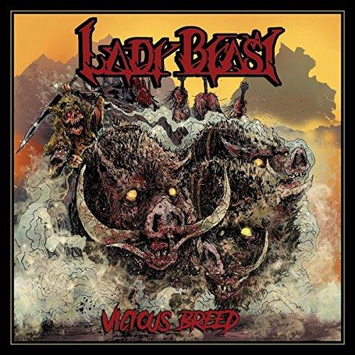 Lady Beast: Vicious Breed (Audio CD)