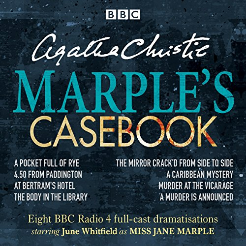 Marple's Casebook: Classic Drama from the BBC Radio Archives Cozy Pocket