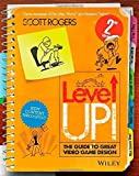 Video Games Best Deals - Level Up! The Guide to Great Video Game Design 2nd (second) by Rogers, Scott (2014) Paperback