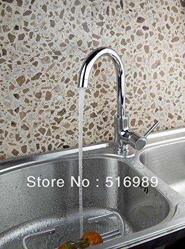 Retro Deluxe faucetinging Single Griff Waschbecken Becken Schiff Gute Qualität Deck montiert Küchenarmatur mit Komplette Sets Zubehör Tippen tree795
