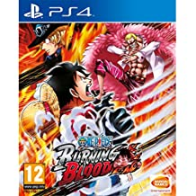 One Piece: Burning Blood Video Game for PS4