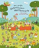 Der große Osterhasen-Wettbewerb: Mein lustiger Wimmelbilder-Spaß
