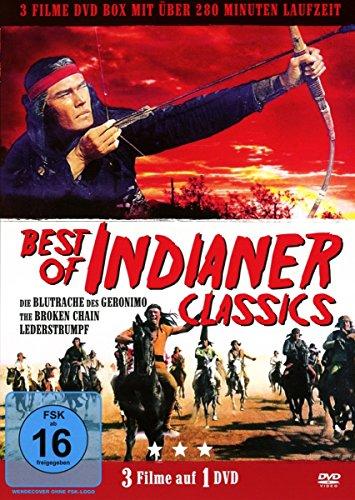 Best of Indianer Classics (3 Filme-Uncut-Edition)