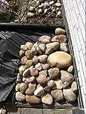 Unkrautvlies 1 x 12 m Gartenvlies Unkrautfolie Mulchvlies wasserdurchlässig Mulchfolie natürliche umweltfreundliche Unkrautbekämpfung