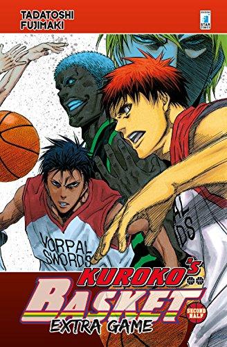 Kuroko's basket. Extra game: 2