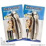 2 x Massagegerät Super Duo