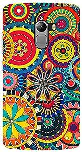 Meetarts Lenovo K4 _D167 Mobile Case for Lenovo K4 Note (Multicolor)