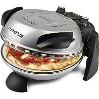 G3Ferrari G1000605 Delizia Machine à pizza Édition limitée 1200 Métal laqué Argent