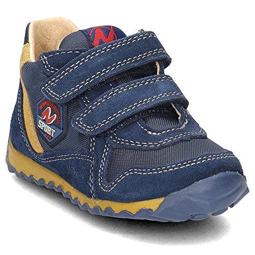 Naturino Jeremy - 0012012468019101 - Couleur: Bleu Marine - Pointure: 21.0 Saucony Originals Grid 9000 Dots  Baskets Basses Femme  Baskets pour Femme Noir EU 45 (US 11) k4V9yqh