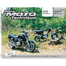 Revue moto technique, n° 94 : Yamaha chappy LB 50 / Kawasaki zephyr 750