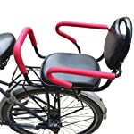 Rear Bike Seat Baby Toddlers Seat,Quick Release Universal Bicycle Carrier Rack