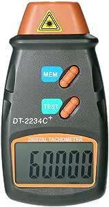 Kkmoon Tachometer Drehzahlmesser Mit Lcd Bildschirm Und Elektronik