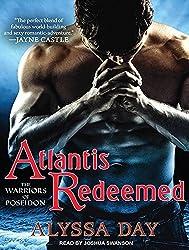 Atlantis Redeemed (Warriors of Poseidon) by Alyssa Day (2011-07-25)