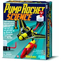 Kidz Labs Pump Rocket Science by 4M