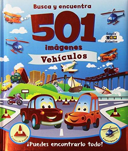 501 imágenes  vehículos (Busca y encuentra) por Equipo editorial