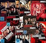 Criminal Minds - Staffeln 1-8 (46 DVDs)